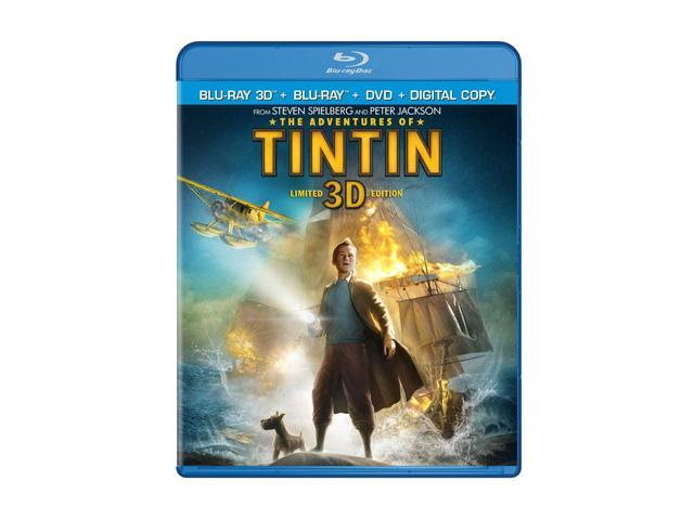 The Adventures of Tintin Jamie Bell (voice), Daniel Craig (voice), Andy Serkis (voice), Simon Pegg (voice), Nick Frost (voice)