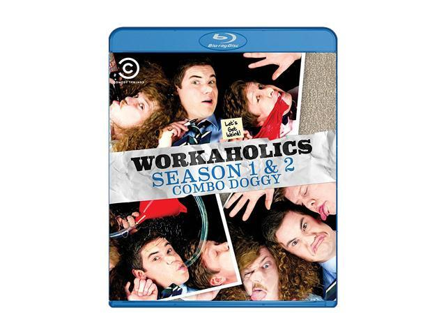 Workaholics: Season 1 & 2 (Blu-Ray)