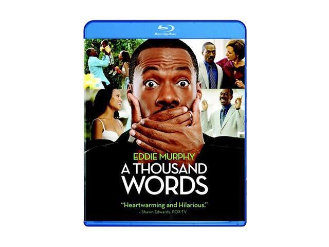 A Thousand Words (Blu-Ray) Eddie Murphy, Clark Duke, Kerry Washington, Cliff Curtis, Allison Janney