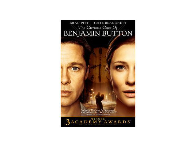 The Curious Case of Benjamin Button Brad Pitt, Cate Blanchett, Taraji P. Henson, Tilda Swinton, Elle Fanning, Elias Koteas, Julia Ormond, Jason Flemyng, Spencer Daniels, Josh Stewart