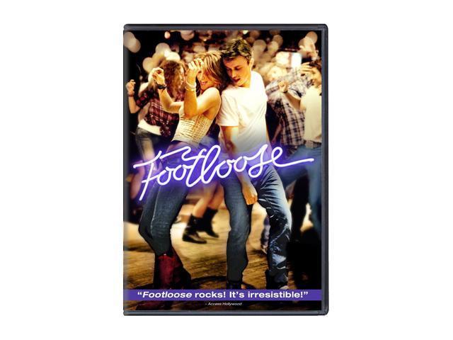 Footloose (DVD) Kenny Wormald, Julianne Hough, Dennis Quaid, Miles Teller, Andie MacDowell