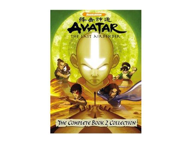 Avatar The Last Airbender - The Complete Book 2 Collection (DVD / 5DISCS / FS / Box set)
