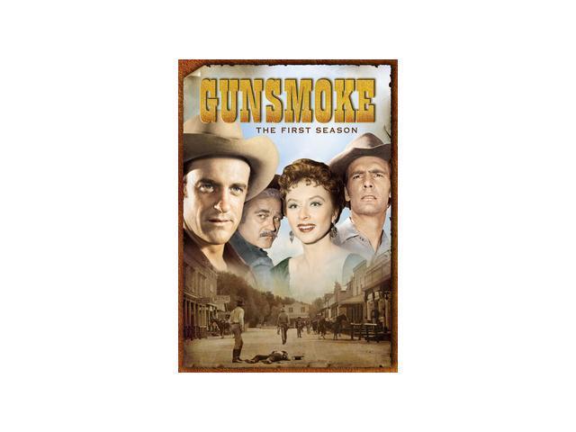 Gunsmoke: The First Season