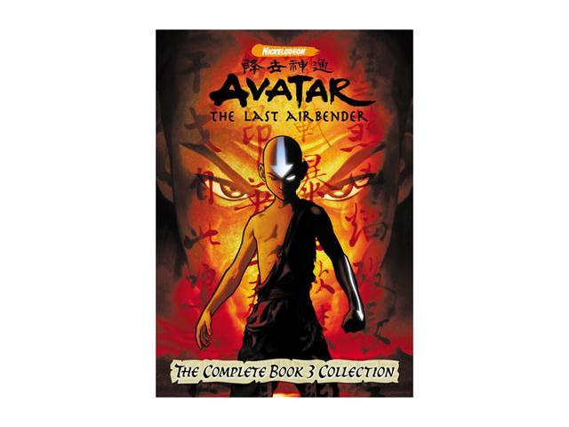 Avatar, The Last Airbender: The Complete Book 3 Collection (DVD / 5 DISCS / BoxSet) Zach Tyler, Mae Whitman, Jack De Sena, ...