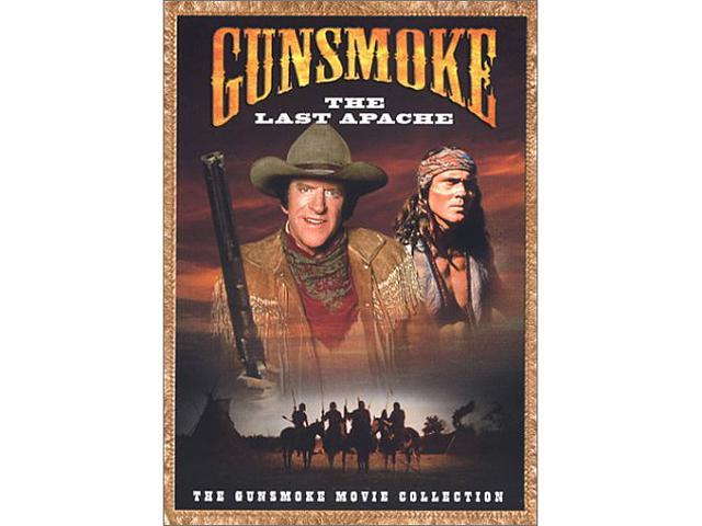Gunsmoke: The Last Apache James Arness, Richard Kiley, Michael Learned