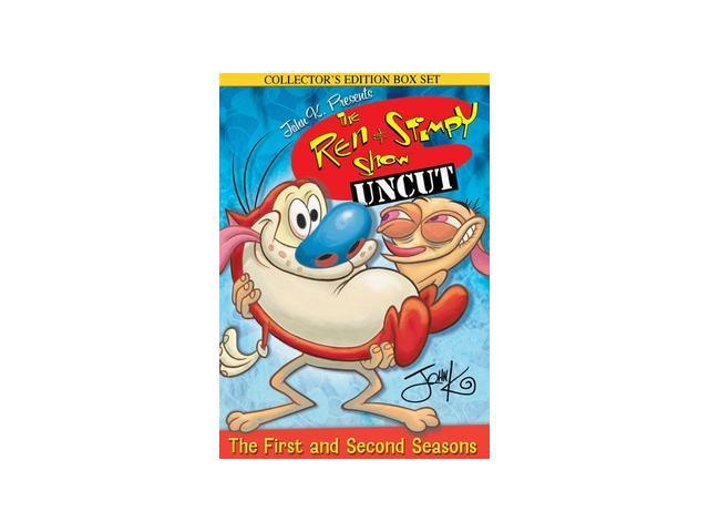 The Ren & Stimpy Show: The First & Second Seasons