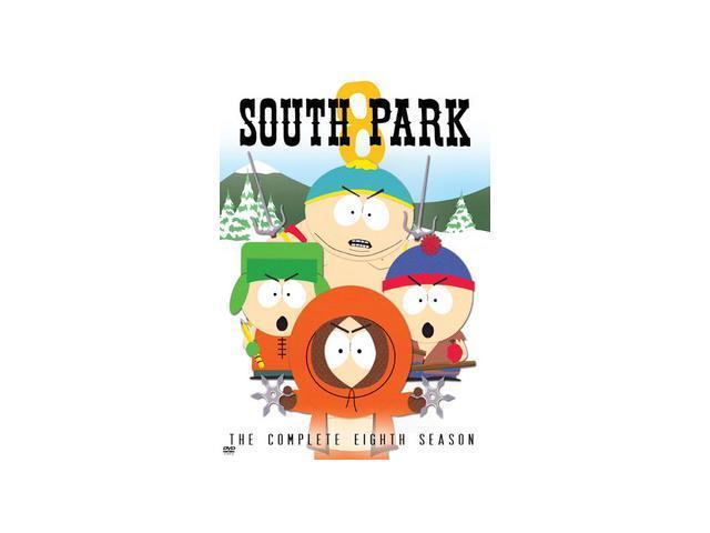 South Park: The Complete Eighth Season (1997 / DVD) Trey Parker, Matt Stone, Isaac Hayes, April Stewart, Mona Marshall