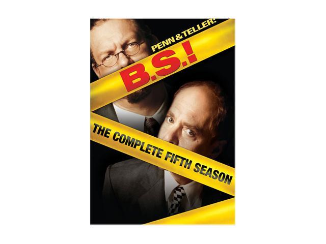 Penn & Teller: Bullshit! The Complete Fifth Season