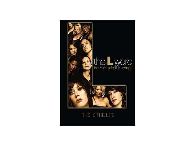 The L Word: The Complete Fifth Season (DVD / WS / NTSC ) Jennifer Beals, Leisha Hailey, Laurel Holloman, Mia Kirshner, Marlee ...
