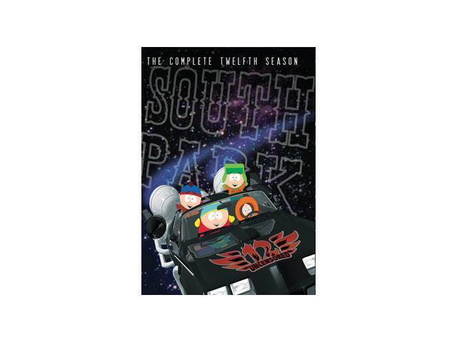 South Park: The Complete Twelfth Season (2008 / DVD) Trey Parker, Matt Stone, Isaac Hayes, Mona Marshall, April Stewart
