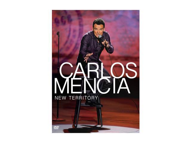 Carlos Mencia: New Territory (DVD)