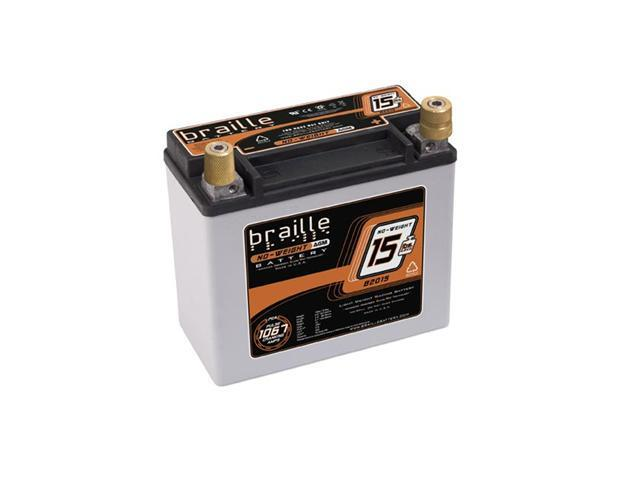 Braille Lightweight AGM Battery B2015