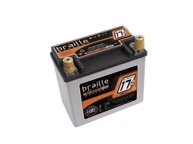 Braille Lightweight AGM Battery B2317