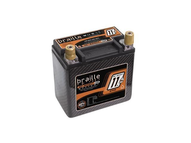 Braille Carbon Fiber AGM Battery B14115C