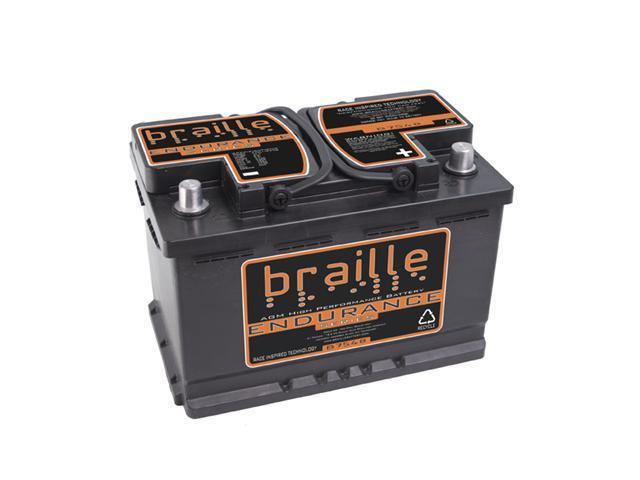 Group 48 Braille Endurance AGM Battery B7548