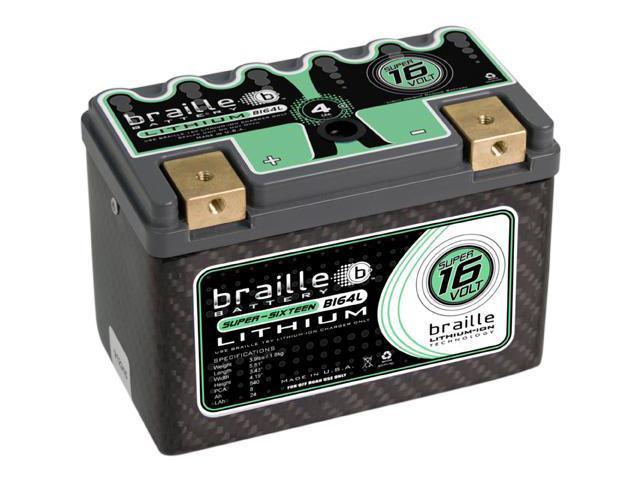 Braille Lithium Super 16 Volt Battery B164L