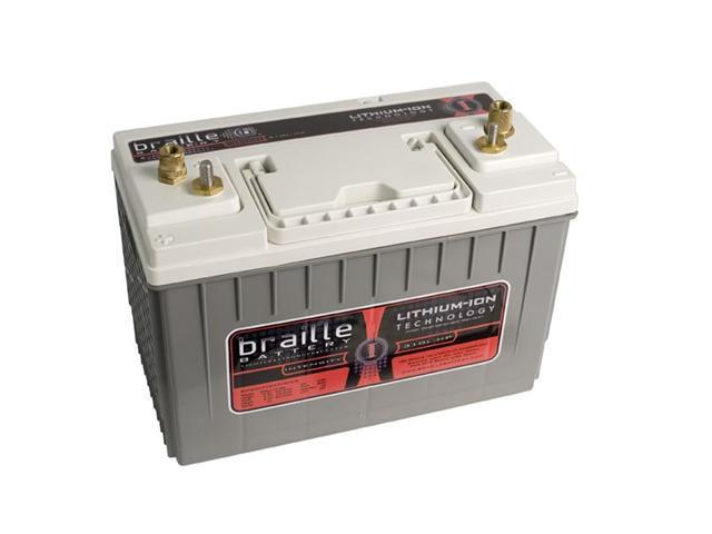 Braille Lithium Intensity i31X Battery