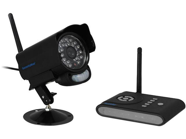 Securityman Digiair-Sd Digital Wireless Indoor/Outdoor Camera