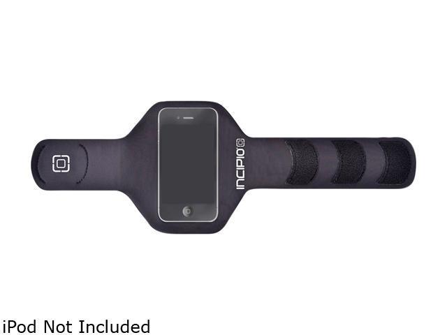 Incipio Performance Sport Armband Apple iPhone 4/4S Black compatible with AT&T - Verizon - Sprint