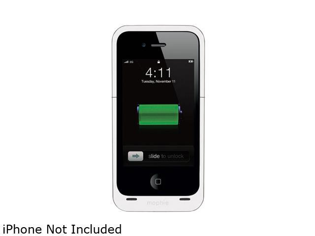 Mophie Juice Pack Air Case and Rechargeable Battery for iPhone 4