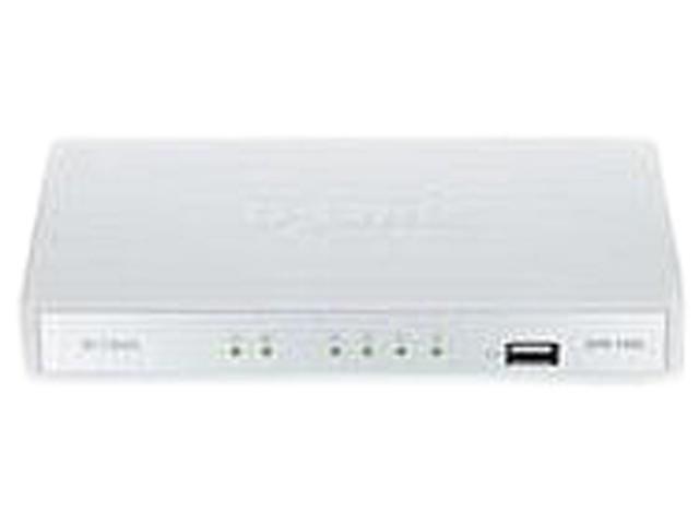 D-Link DIR-140L Broadband SOHO VPN Router - 5 Ports - Management Port - SlotsFast Ethernet - Desktop