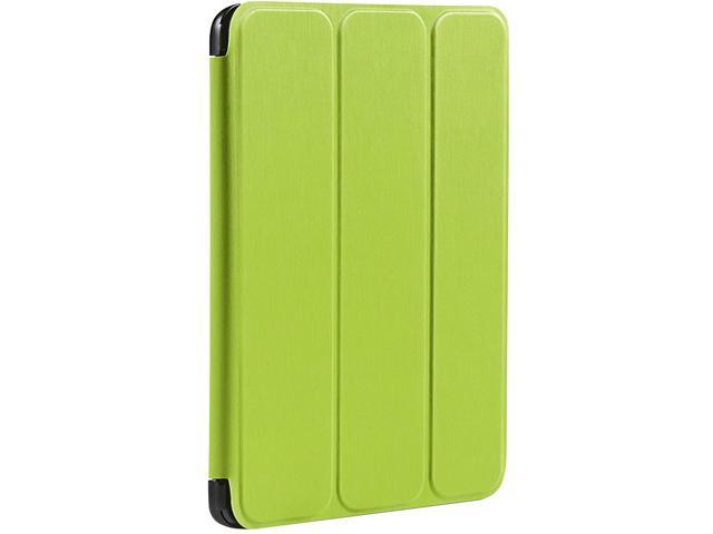 VERBATIM Lime Green Folio Flex Case for iPad mini (1, 2, 3) Model 98370