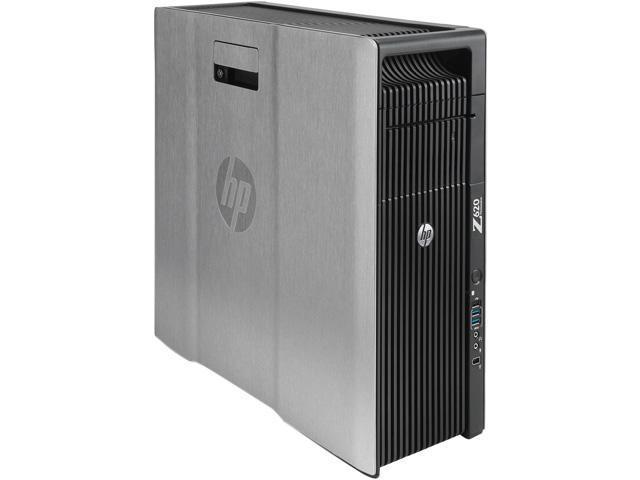 HP Z620 Workstation D3J90UT#ABA No Screen Desktop PC