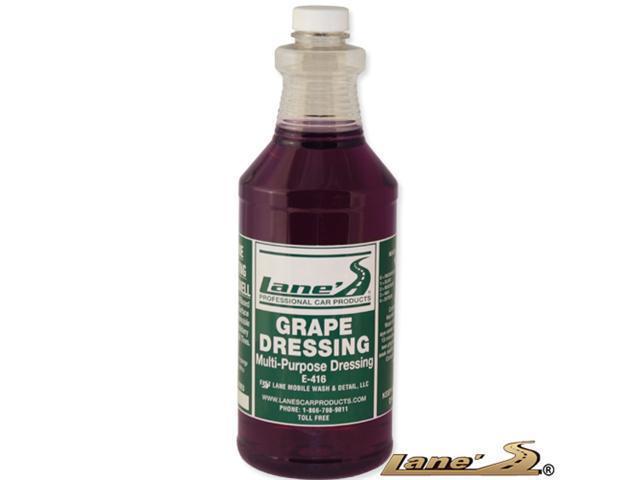 Grape Tire Dressing