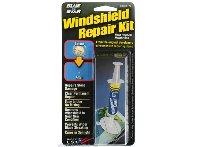Blue Star Windshield Repair Kit