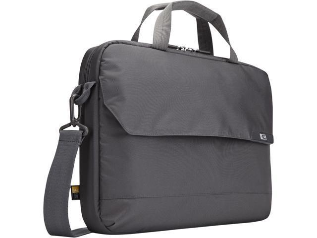"Case Logic Gray 14.1"" Laptop Attaché Model MLA-114-GRAY"