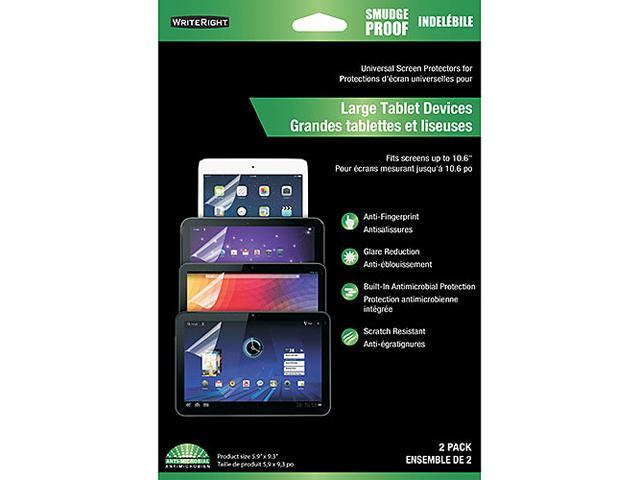 Fellowes 2pk Writeright Screen Protector 9430001