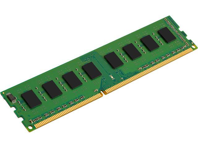 Kingston 8GB 240-Pin DDR3 1600 (PC3 12800) ECC Unbuffered Memory KVR16LE11/8KF w/TS Server Kingston F