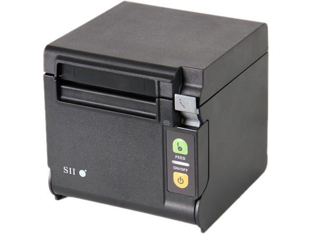 Ultra Compact (5.1 Cube) High Performance Pos Receipt Printer /7.9 Inches/sec. (
