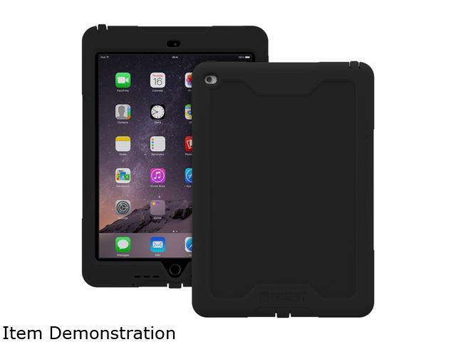 Trident Case Black Cyclops Case for Apple iPad Air 2 Model CY-APIPA2-BK000