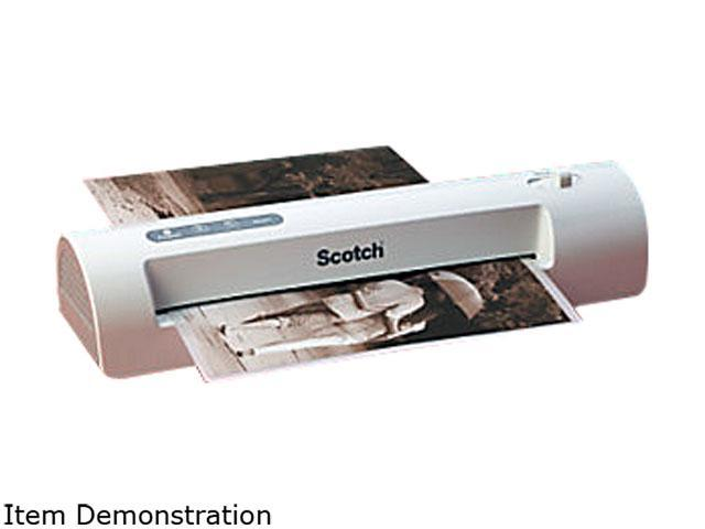Scotch TL901C Thermal Laminator 9