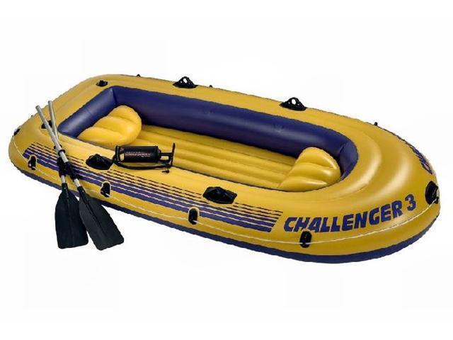 Intex Challenger 3 Boat Kit