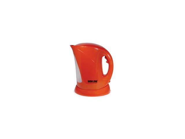Better Chef IM-144R Cordless Electric Red Tea Kettle