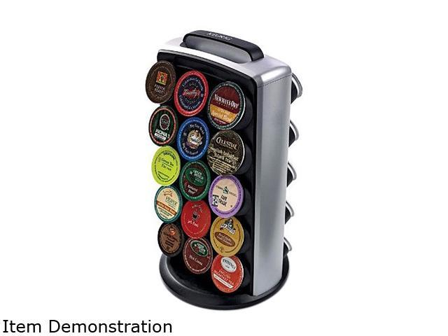 Keurig K-Cup Coffees & Teas K-Cup Storage Carousel Tower