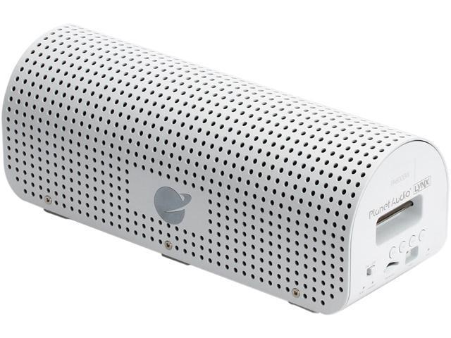 Planet LYNX Wireless Bluetooth Speaker-White