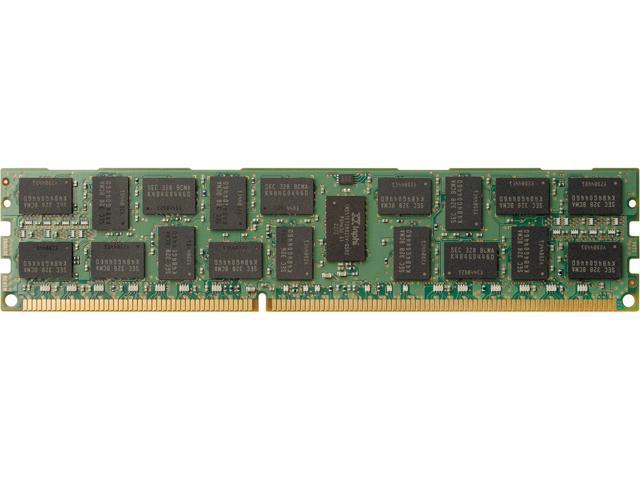HP 8GB 288-Pin DDR4 SDRAM DDR4 2133 (PC4 17000) ECC Registered Memory Model J9P82AT