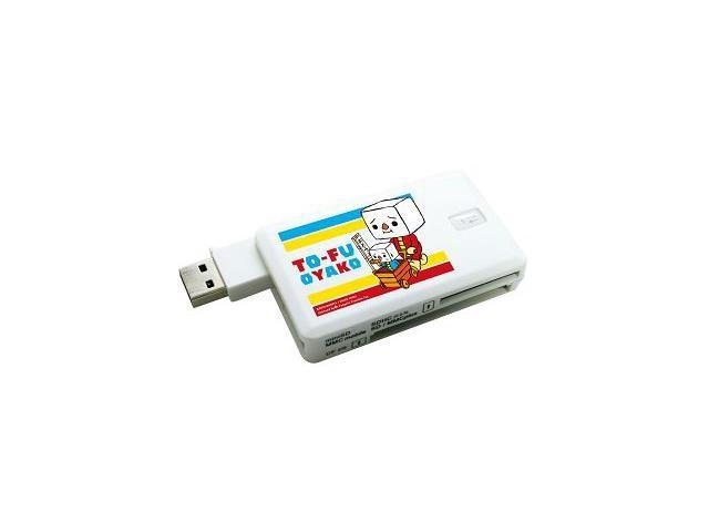 Pretec TO-FU OYAKO 32-in-1 Multi-card reader