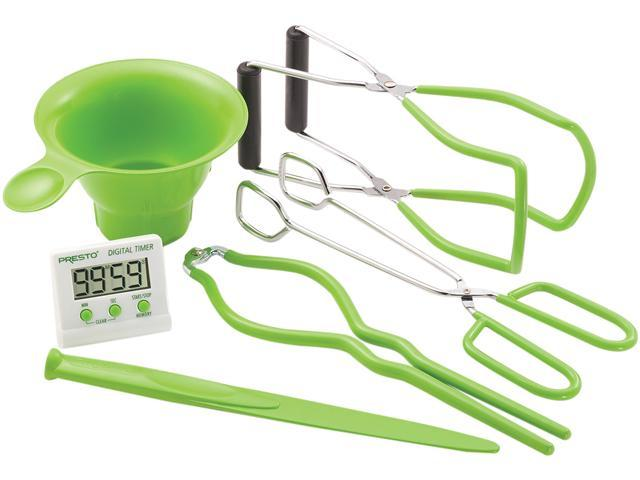 Presto 7 Function Canning Kit, 2 Kits