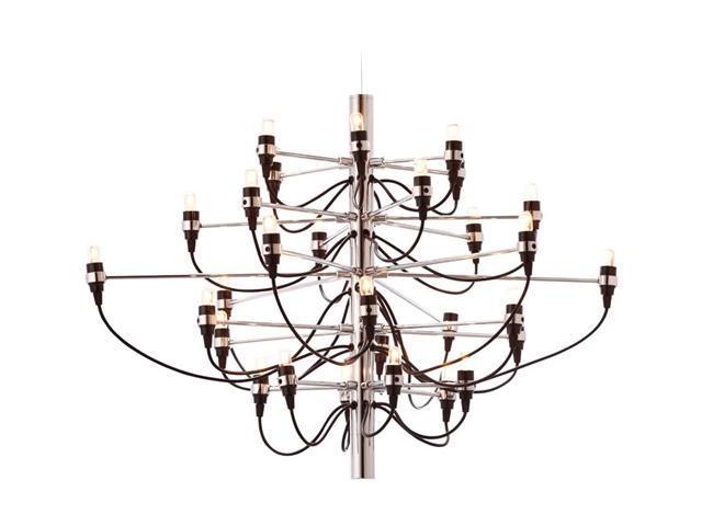 Zuo Modern 50038 Bradyon Ceiling Lamp Chrome