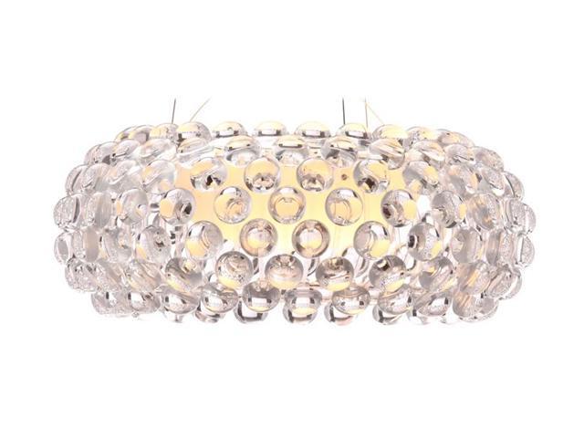 Zuo Modern Stellar Ceiling Lamp Clear
