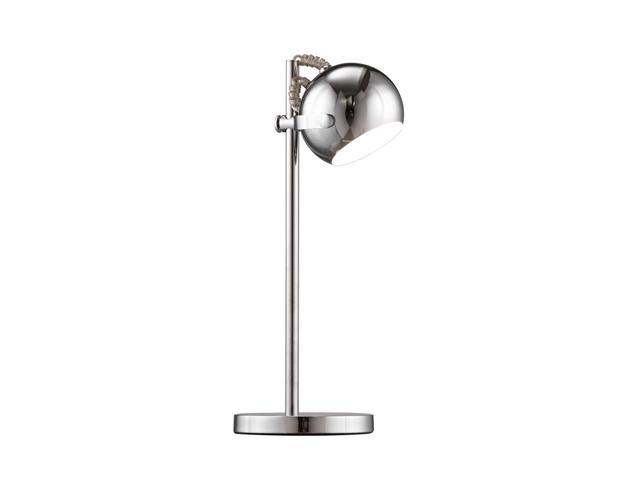 Cyber Table Lamp - Chrome By Zuo Modern