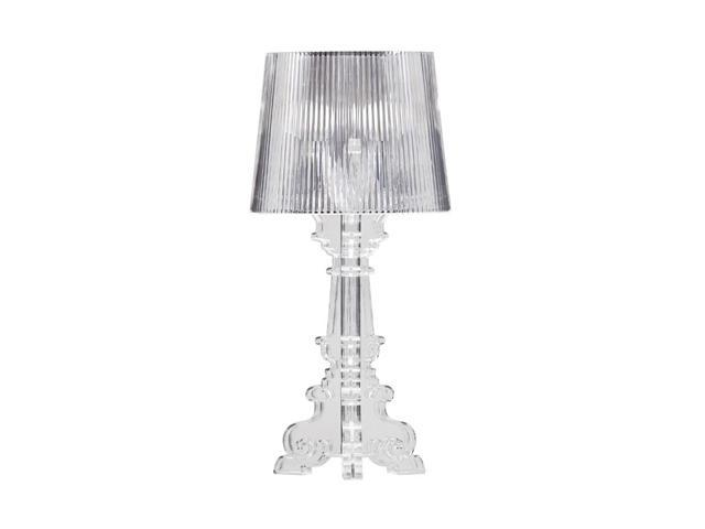 Zuo Modern 50046 Salon S Table Lamp, Clear