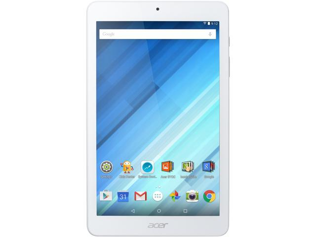 Acer Iconia One 8 B1-850-K1KK Tablet MTK MT8163 (1.30 GHz)  GB Memory 16 GB eMMC 8