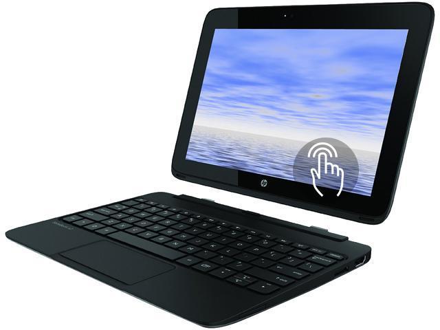 HP Slatebook x2 10-H010NR 2-in-1 Laptop NVIDIA Tegra 4 1.80 GHz 16 GB SSD NVIDIA ULP GeForce Shared memory 10.1