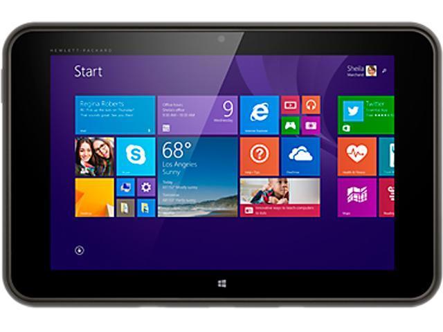 HP Pro Tablet 10 EE (V1H67UT#ABL) Intel Atom 2 GB Memory 32 GB SSD 8.0