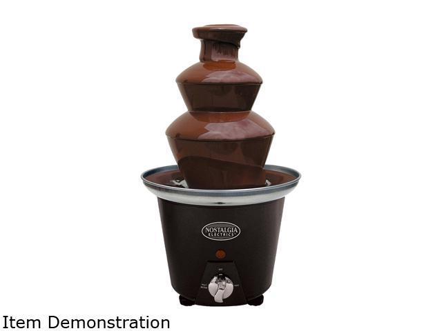 Nostalgia Chocolate Fondue Fountain, CFF965